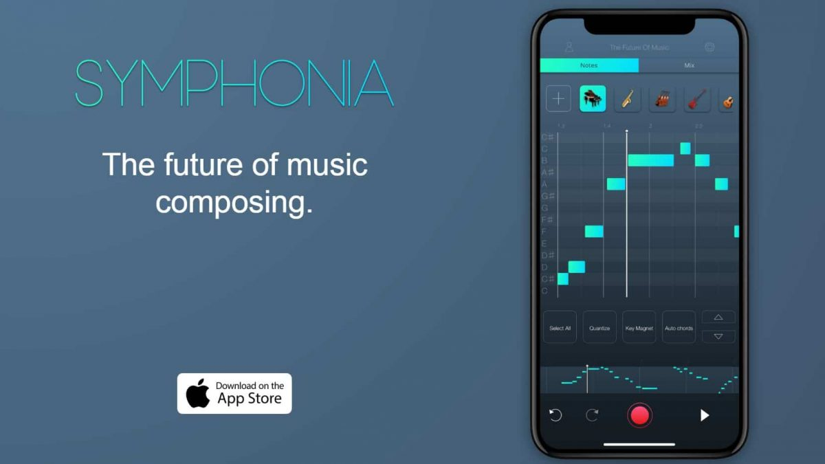 The Co-Founder Of Symphonia Shares His Insights Into How He Developed A Social Music Composing App